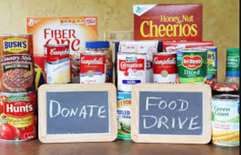 Donations for Family Pantry