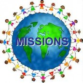 MISSION OFFERING will be collected for Zambia, Africa
