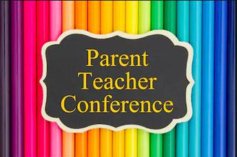 Parent-Teacher Conferences - Coming Soon!