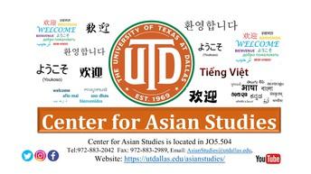 Center for Asian Studies