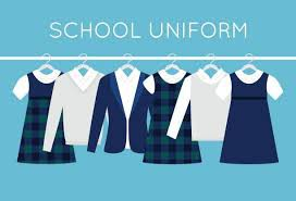 Uniform Sales -Below are the scheduled campus and store sales.