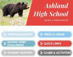 Ashland High School Leadership 2021-2022…. Now recruiting!