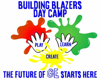 Building Blazers Day Camp - October 18