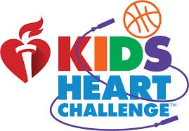 Elementary students participated in Kids Heart Challenge.