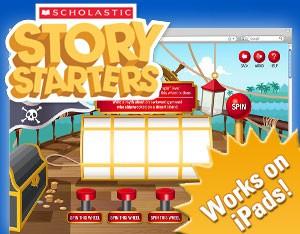 Scholastic Story Maker