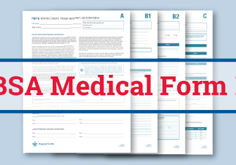 BSA Medical Forms and Prescription Information