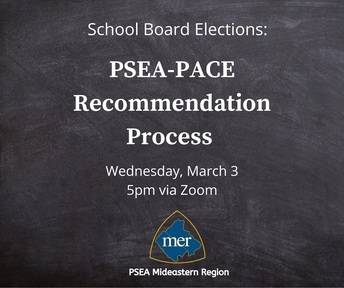 Thinking of Recommending a School Board Candidate?