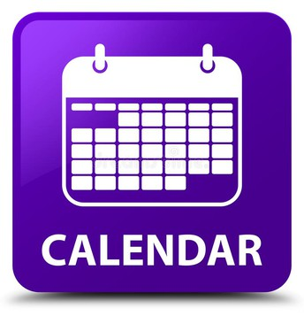 Washington Daily Schedule and Weekly Calendars
