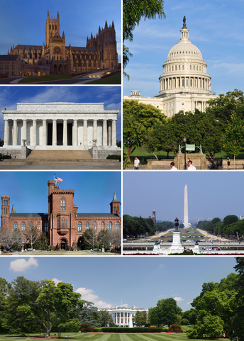 Attention Washington D.C. Travellers!