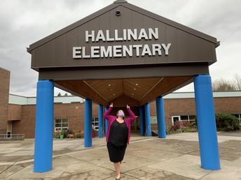 Take a Look at Hallinan
