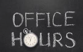 Mrs. Lopez Office Hours - (Thursday Only this Week) Topic - Reopening Open Discussion