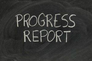 Progress Reports go home next week- Thursday, December 6th
