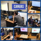 Flipped Classroom with Canvas