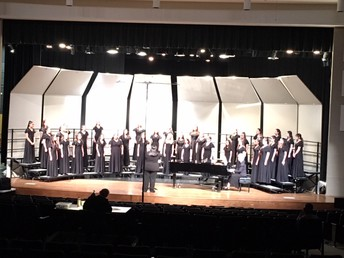 PRMS Non Varsity Treble Choir