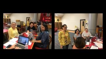 Librarians Making it Happen