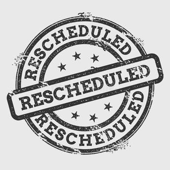 Book Fair - Rescheduled