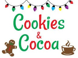 ANNUAL COOKIES AND COCOA HOLIDAY PERFORMANCE!