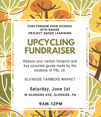 PBL Upcycling Fundraiser