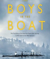 The Boys in the Boat: The true story of an American team's epic journey to win gold at the 1936 Olympics, by Daniel Brown