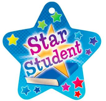 January Star Students