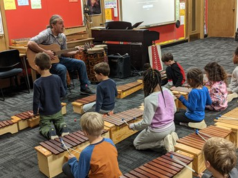 Growing Musicians with Mr. Tangorra