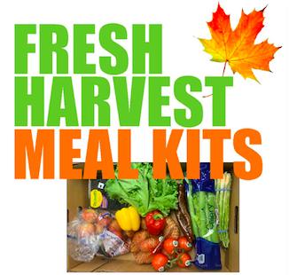 Fresh Harvest Meal Kits Are Back!