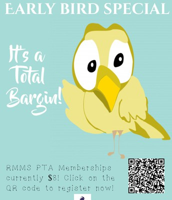 Join our PTA!  Support our Scholars!