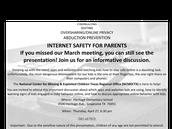Internet Safety for Parents