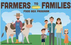 FOOD: USDA Farm to Family Program
