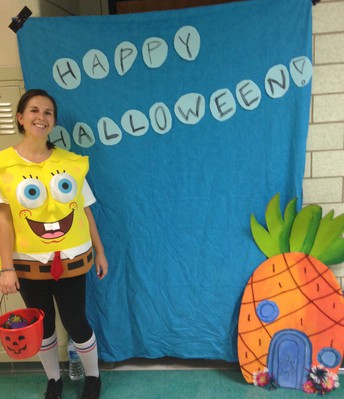 CHS Key Club Hosts Trunk or Treat