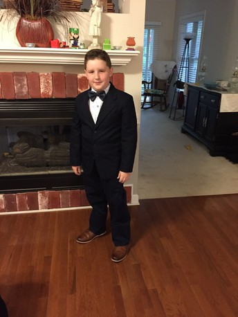 Elementary School Student of the Month: Jordan Harshberger