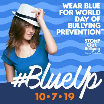 October 7th - World Day of Bullying Prevention
