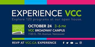EXPERIENCE VCC