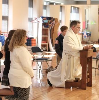 Communion of Saints - Coming Next Week, Including Dress as Your Favorite Saint!
