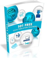 Free eBook: 101 Free Tech Tools for Teachers