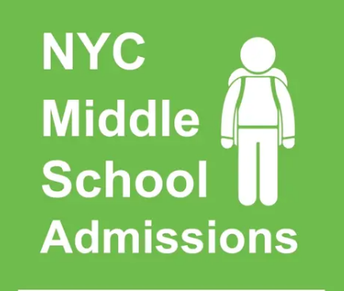 2021 Middle School admissions