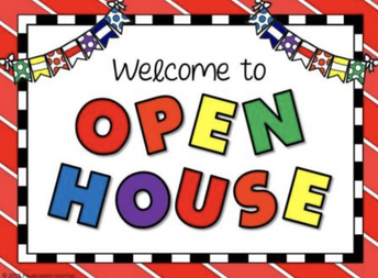 Welcome to our Virtual Open House!!!