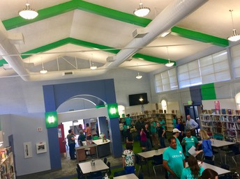 Kennedy Middle School Students to Experience their New Library in New Year