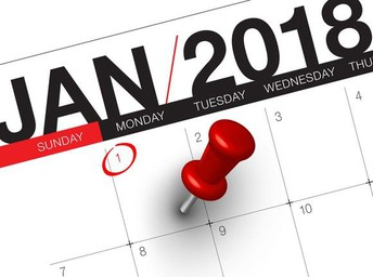 January Calendar Highlights