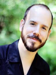 Author Chris Barton