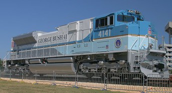 George H.W. Bush Train