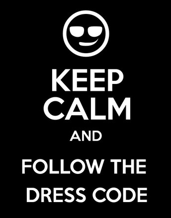 Dress Code Reminders