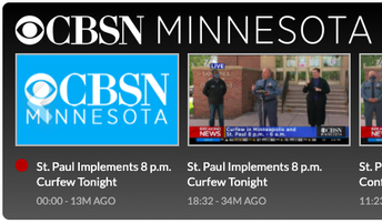 Most watched TV News Station is WCCO Channel 4