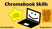 Chromebook Skills