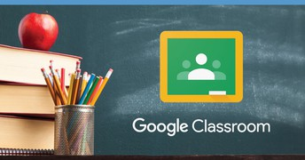 Check Our Google Classroom Weekly!