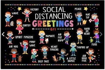 #SocialDistancingDoesntHaveToBeDistant