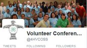 Follow us on Twitter @4hVCOSS