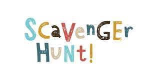 Join Mrs. Froning for a Scavenger Hunt next week!