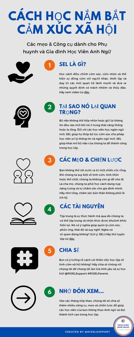SEL Infographic in Vietnamese