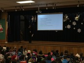 School Assembly Mindfulness @ Pillow ES